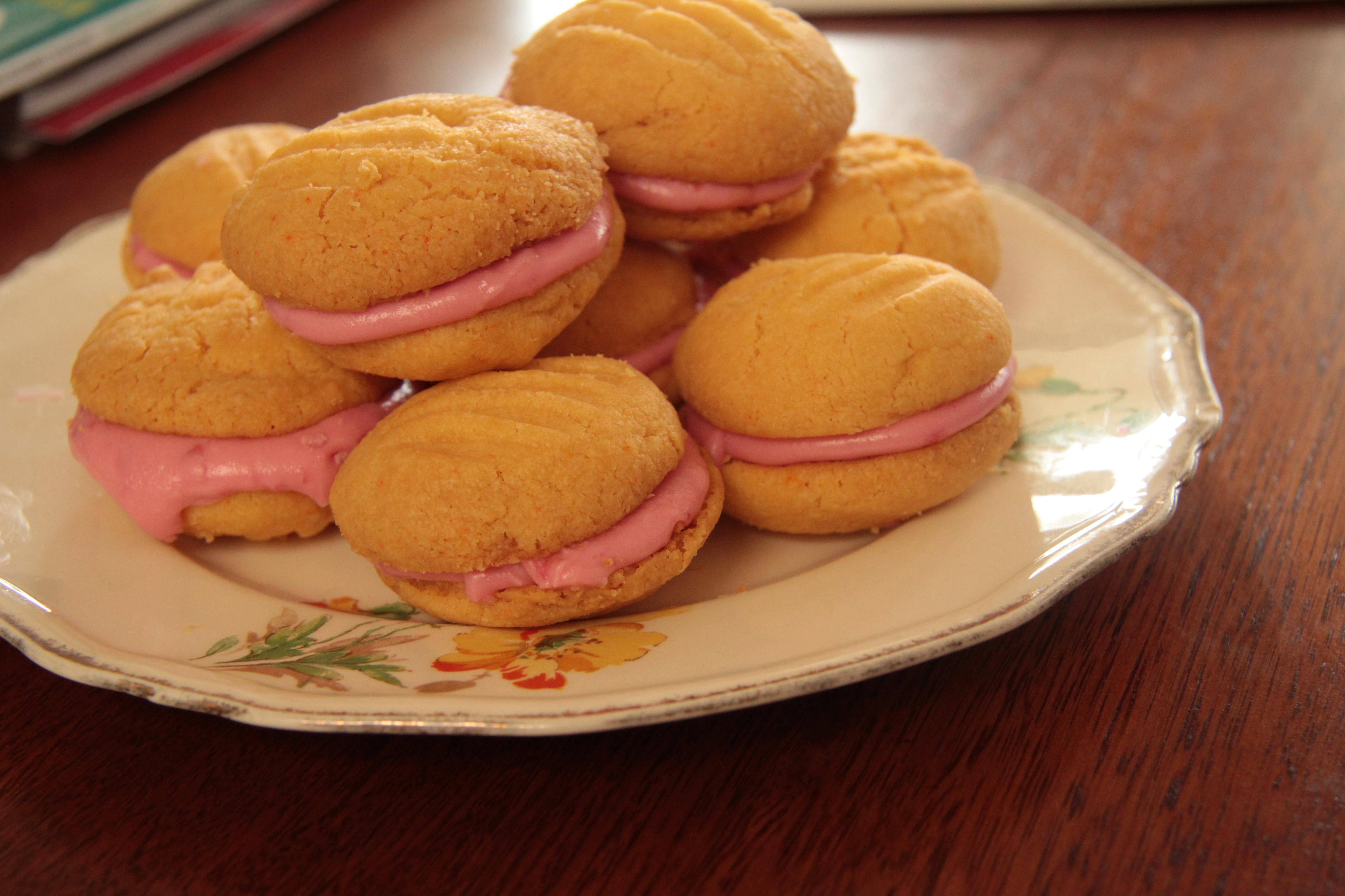 Yo yo biscuits