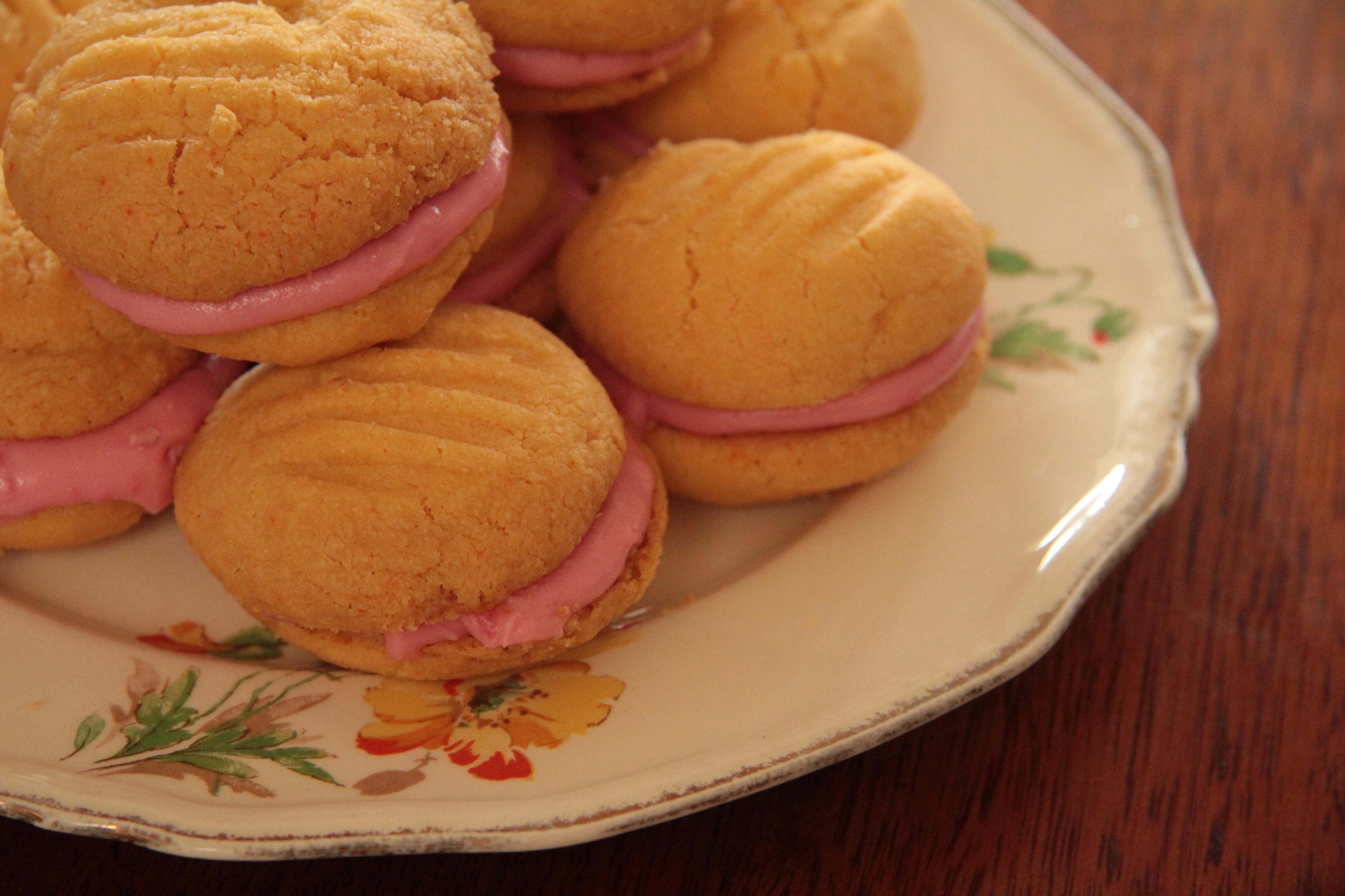 Yo yo biscuit