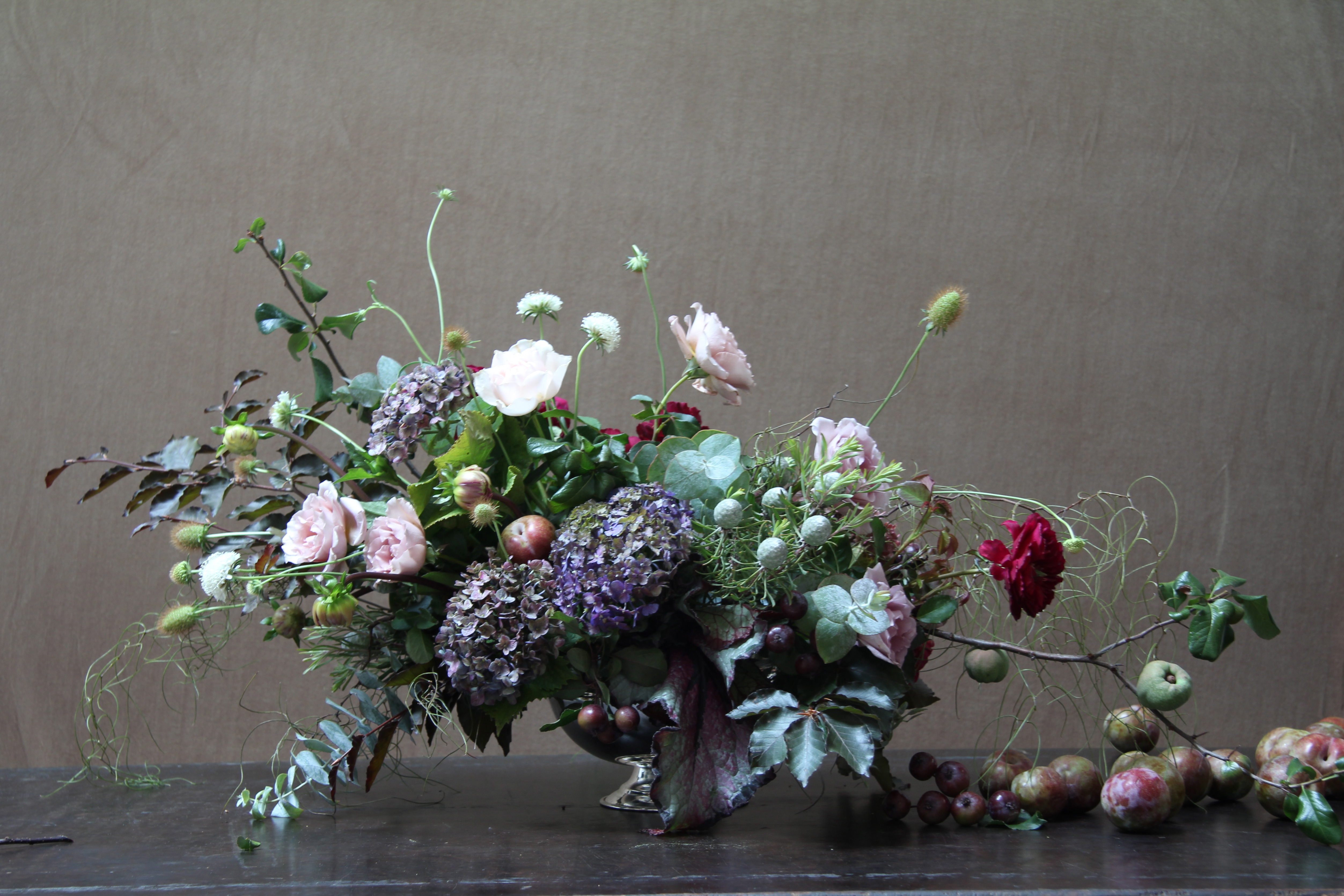 Heiress bowl arrangement