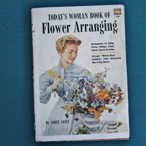 Today's Woman Book of Flower Arranging
